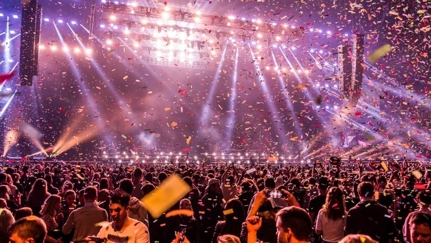 NORGE: Testkoncerter skal samle 30.000 deltagere