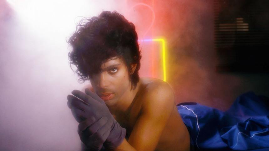Prince åbner skatkisten