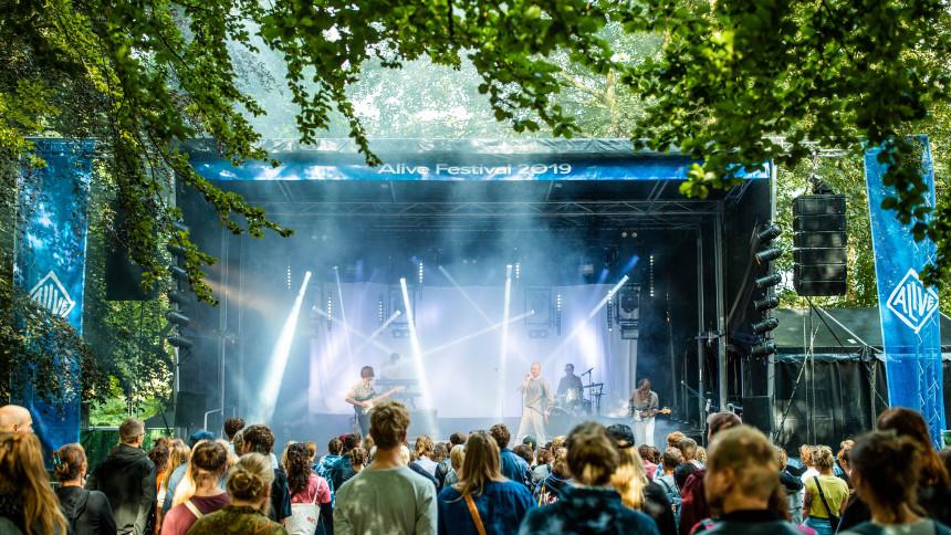 Alive Festival er klar med de første navne