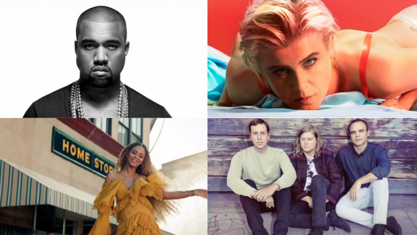 Her er 2010'ernes ti bedste internationale sange –ifølge GAFFAs skribenter