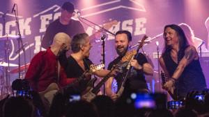 Rock for Hjemløse. Lille Vega. 04.01.2020