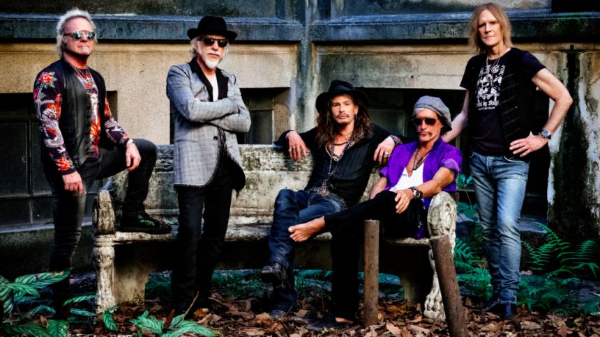 Aerosmith-trommeslager genforenet med band efter retssag
