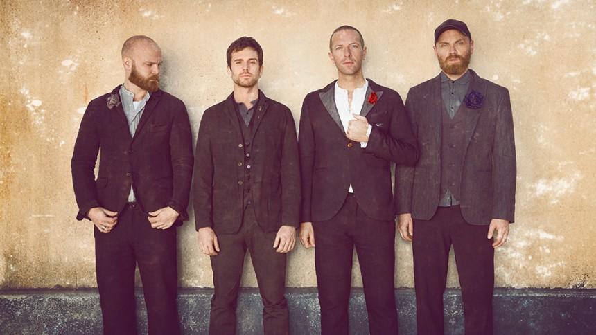 Coldplay teaser mystisk projekt