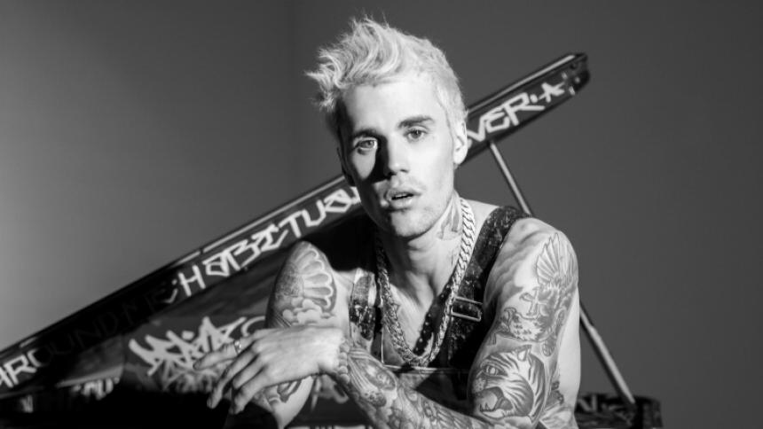 Justin Bieber annoncerer nyt album