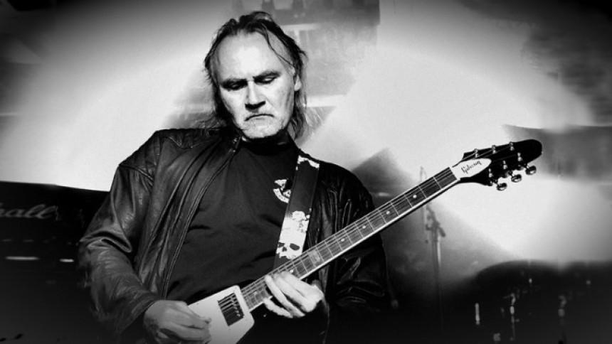 Dansk guitarlegende præsenterer ny sanger på københavnsk festival