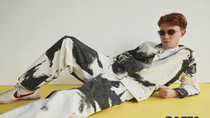 MÅNEDENS FORSIDE-INTERVIEW: Under huden på den cooleste kat i britisk musik