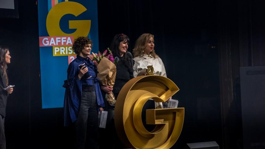 """GAFFA-Pris-vinderne Hun Solo: """"Vi har lang vej endnu"""""""