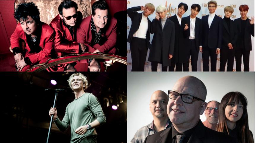OVERBLIK: Mange artister aflyser koncerter på grund af coronavirus