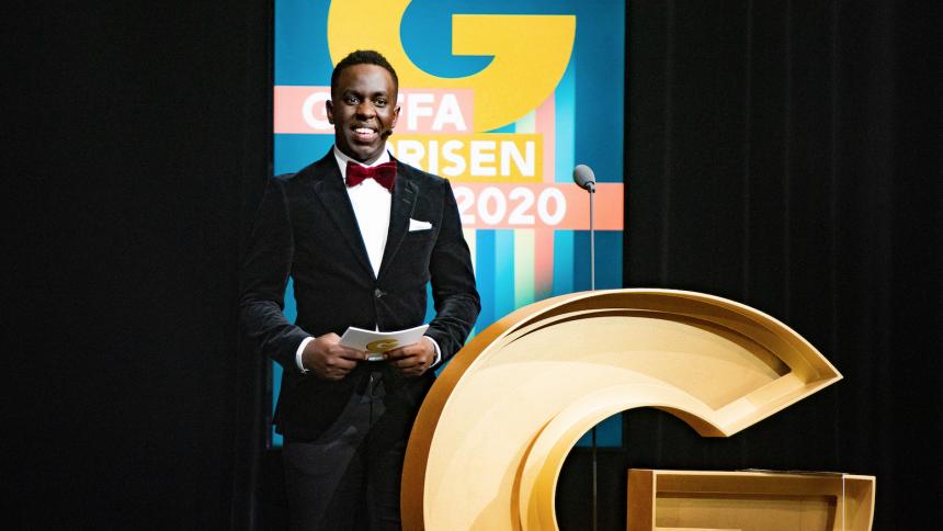 Se GAFFA-Prisen 2020 på TV2 Zulu og TV2 Play