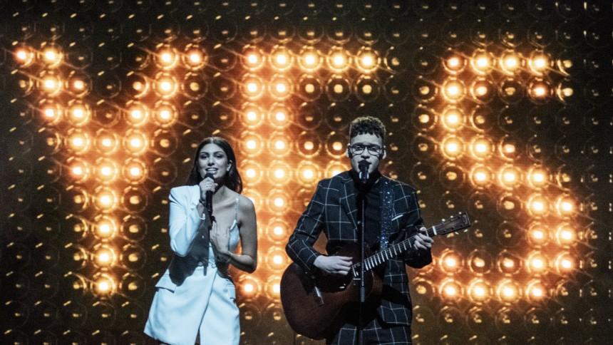 Ung duo hiver sejren hjem til Dansk Melodi Grand Prix 2020