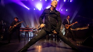Simple Minds Store Vega 100320