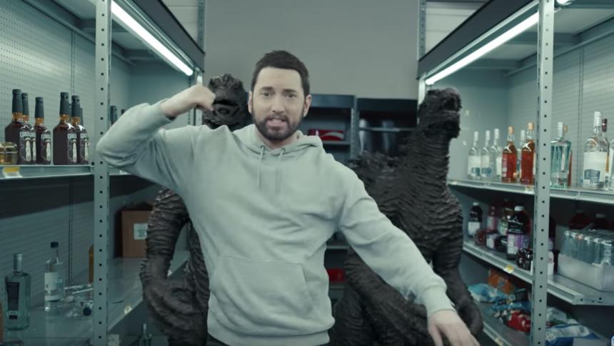 Eminem dedikerer ny musikvideo til afdød rapper