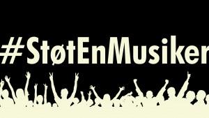 #StøtEnMusiker