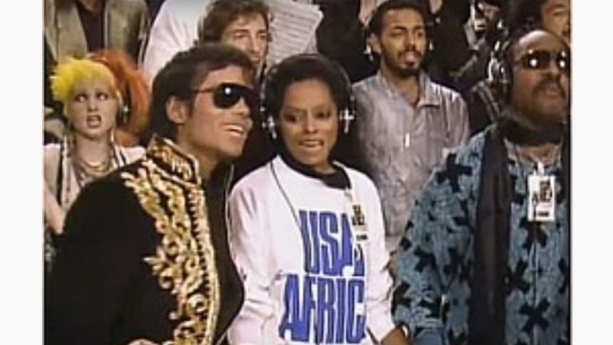 "CORONASTØTTE: Lionel Richie vil genoplive ""We are the World"""