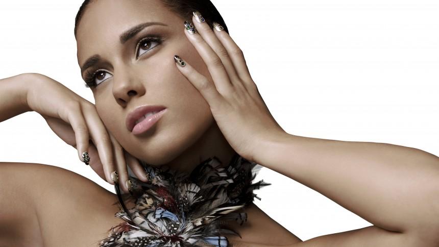 GULD FRA GEMMERNE: Da GAFFA mødte Alicia Keys