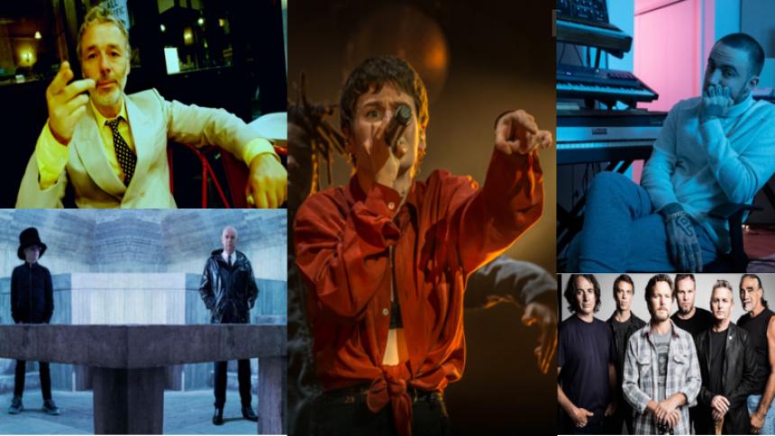 LISTE: De 21 bedste udenlandske albums fra 2020 (januar-marts)