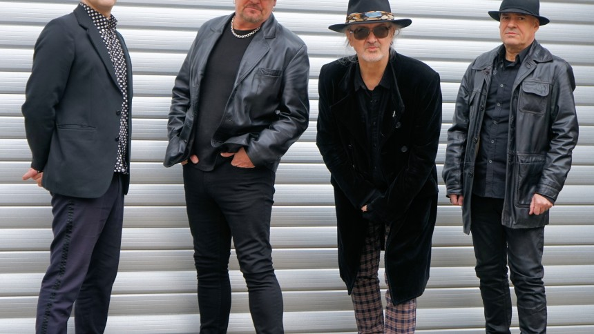 The Mission (UK) - the United European Tour