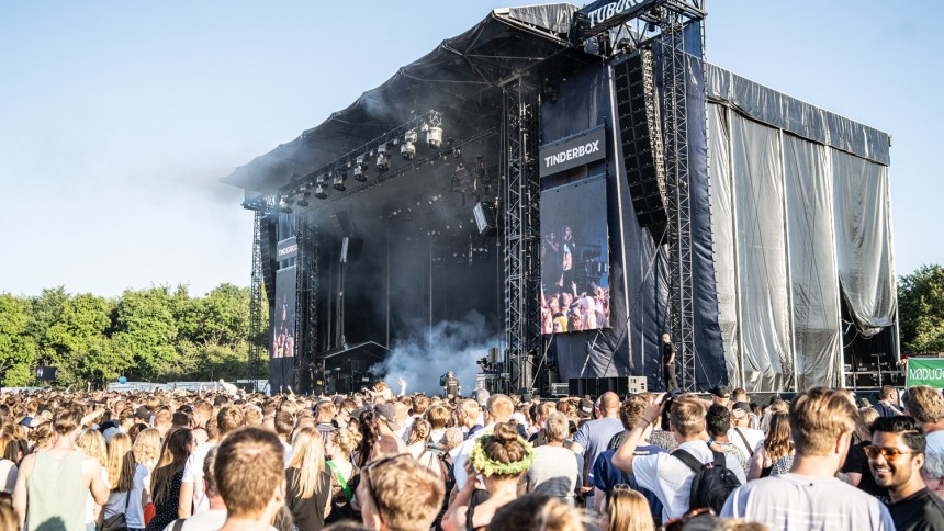 Tinderbox annoncerer datoer for 2021 –og første band