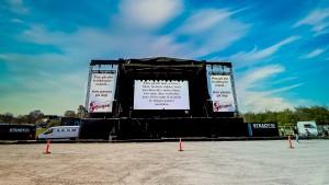 Mads Langer P-scenen 24 maj 2020