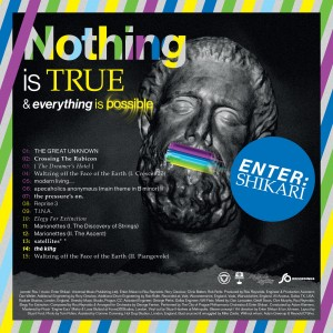 Enter Shikari: Nothing Is True & Everything Is Possible