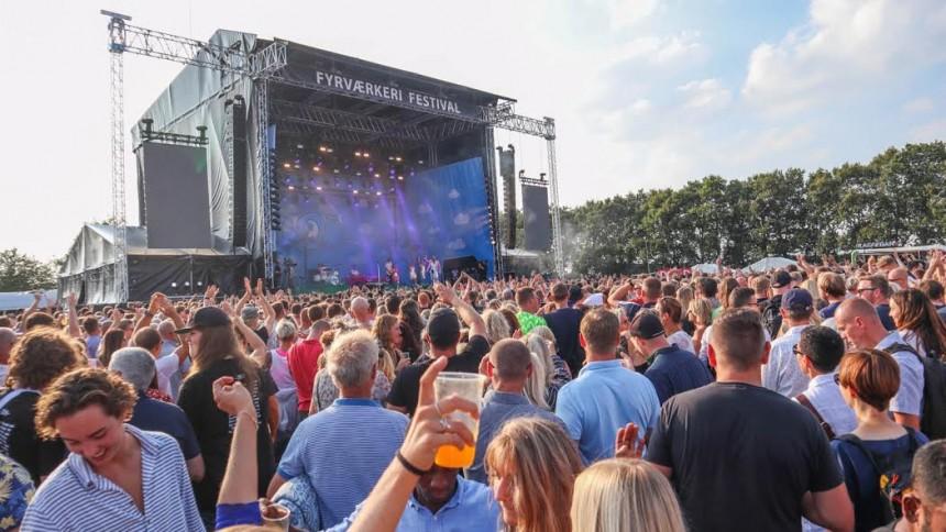 """Udskudt Fyrværkeri Festival udvider med en dag –og lover """"kæmpestore navne"""""""