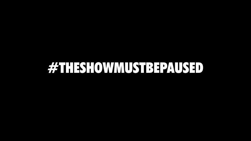 BLACK LIVES MATTER: Hele musikindustrien er sat på pause