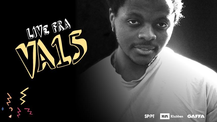 LIVE FRA VA15: Oplev stortalentet Elisha i intime rammer