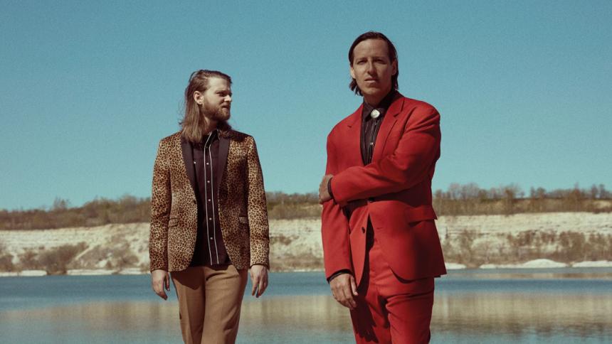 Palace Winter udgiver single og annoncerer album og turné