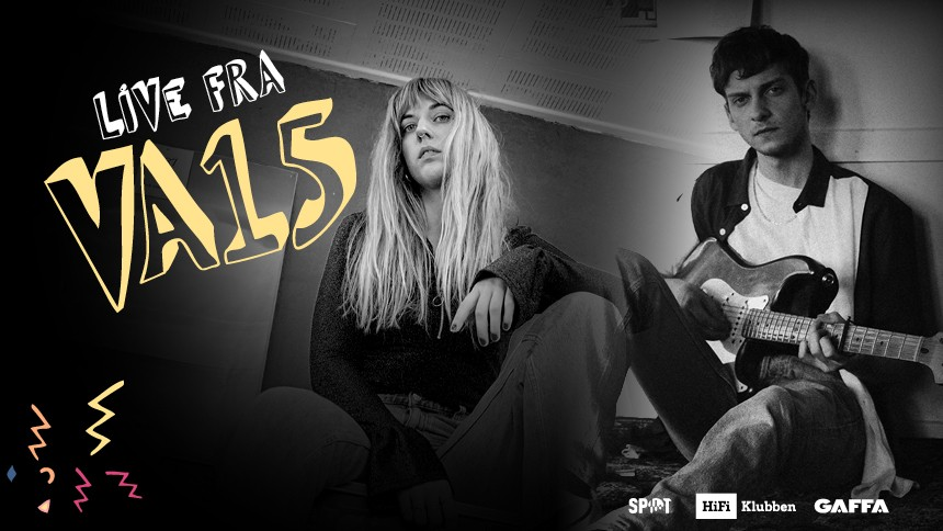 LIVE FRA VA15: Oplev Nicklas Sahl og Greta