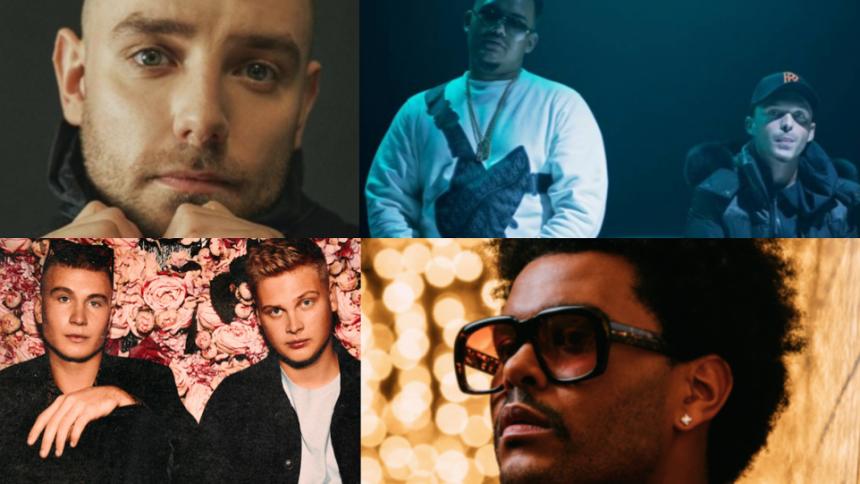 Streamingtjeneste spår: Disse sange kan blive sommerens hits