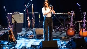 Pernille Rosendahl.Musikhuset Aarhus 26.06.2020