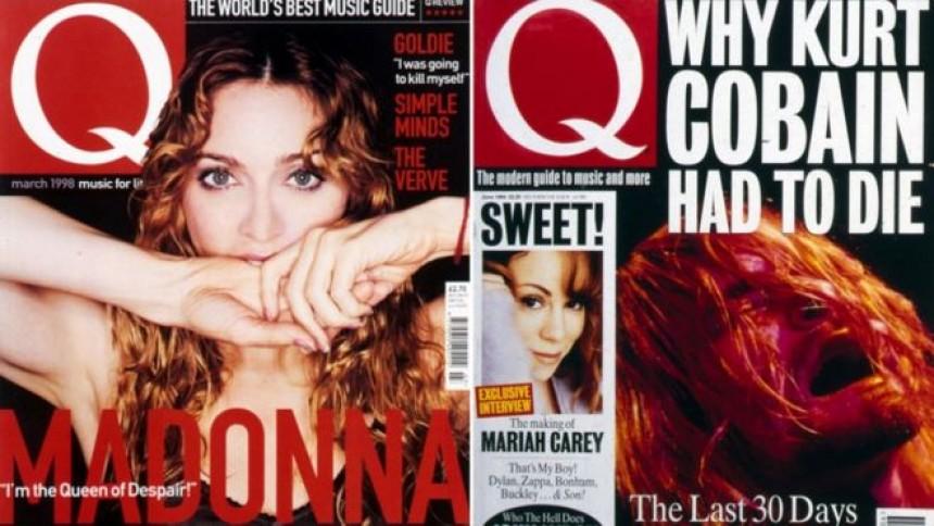Stort engelsk musikblad lukker efter 34 år