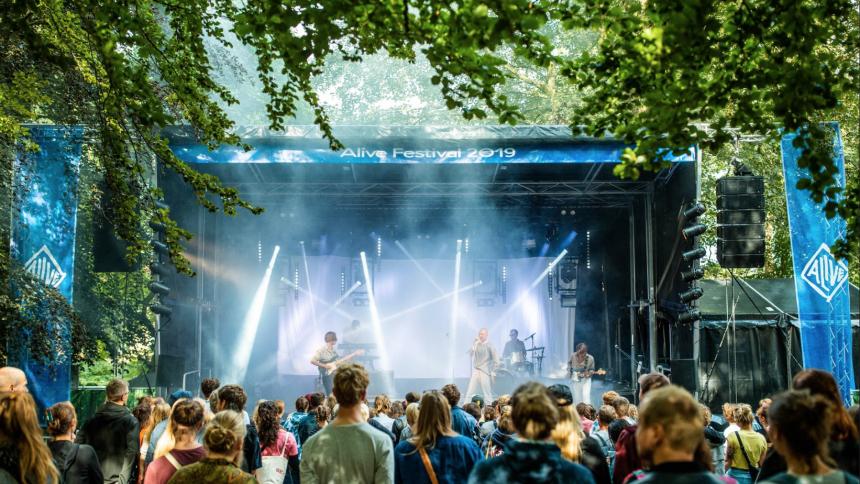 Alive Festival aflyser –men gør klar til alternativt arrangement