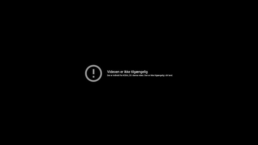 YouTube: Derfor fjerner vi dansk musik
