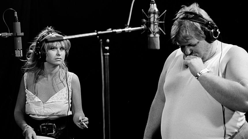 """FOTOSERIE: Dengang den danske musik-elite indspillede Nannas """"Afrika"""""""