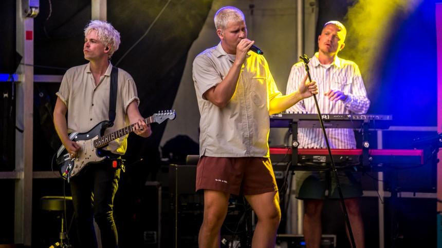Phlake sikrer euforisk festival-stemning i det sydfynske