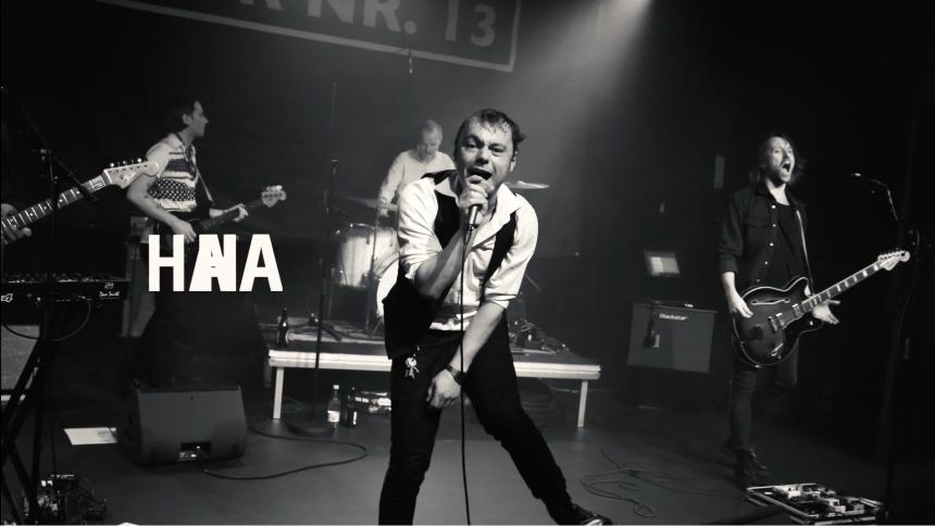 VIDEO-PREMIERE: Dør Nr. 13 hylder koncertminder
