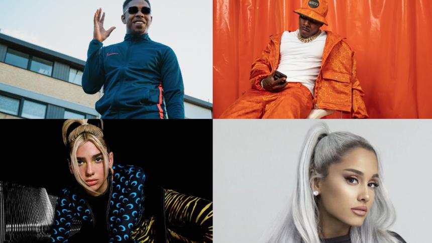 Her er sommerens mest streamede sange på Spotify
