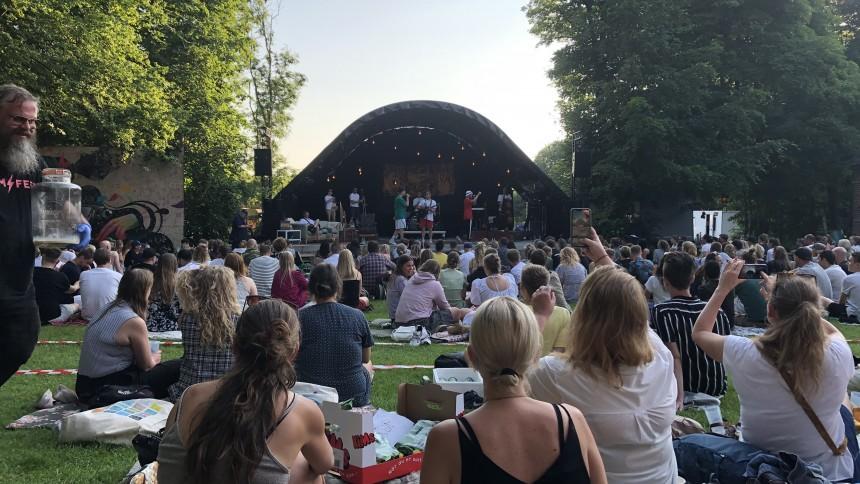 Aarhus Jazz Orchestra & AddisAbabaBand mødes til De Grimmeste Aftener
