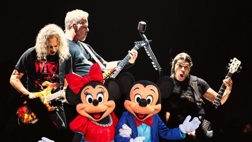 Metallica genindspiller hitsang – til Disney-film