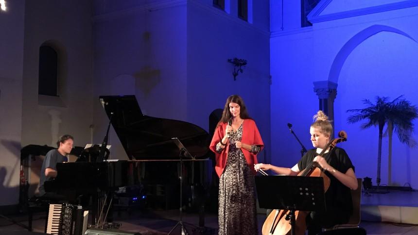 Poesi og musik i en smuk sammensmeltning