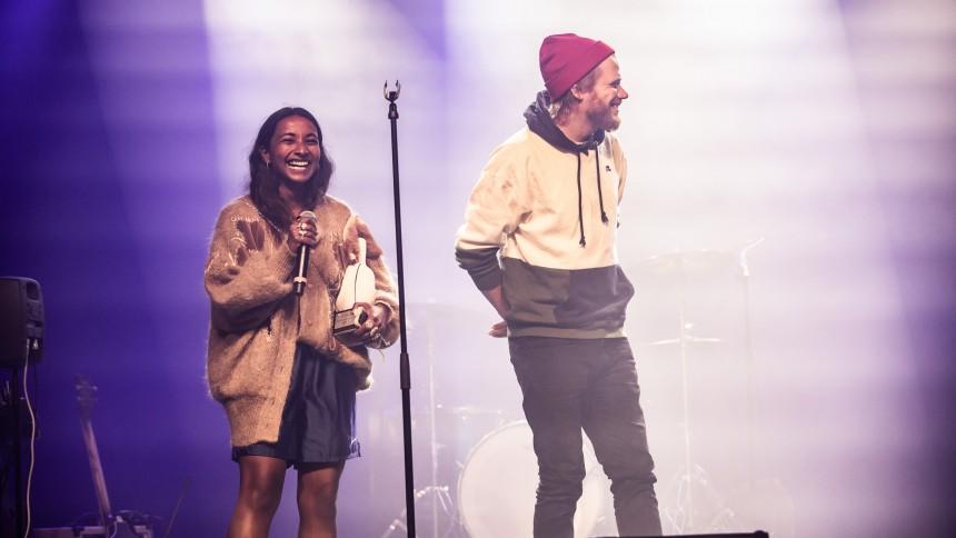 Sangskriver-organisationen DJBFA har uddelt årets hæderspriser