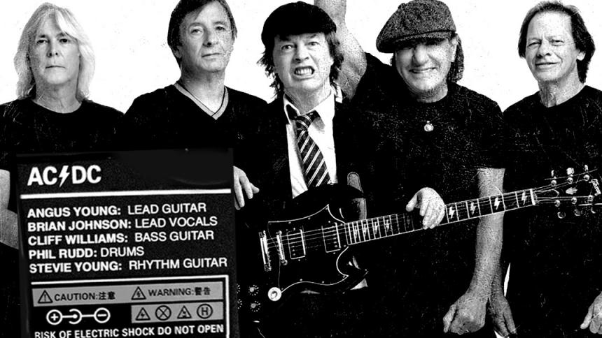 AC/DC deler lydbid fra nyt album – første musik siden 2014