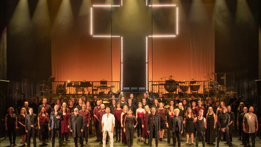 """""""Jesus Christ Superstar"""" til Royal Arena med Fallulah, Bjørn Fjæstad med flere"""
