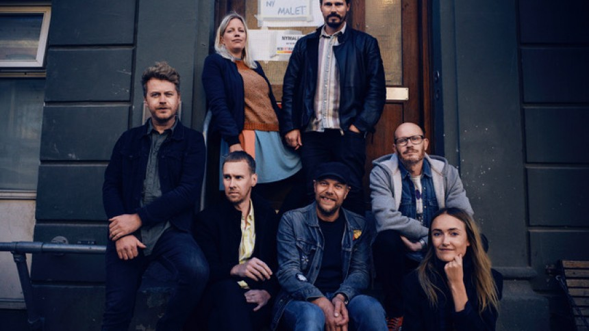 Johan Olsen, Katinka, Christian Hjelm med flere drager på fælles turné