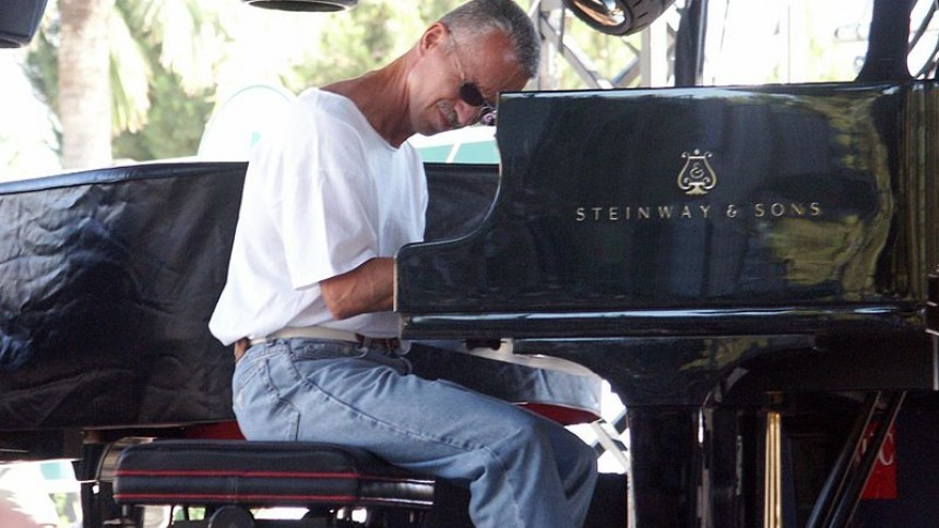 Jazzlegenden Keith Jarrett delvist lammet