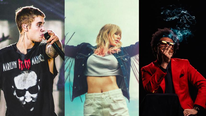 Her er vinderne af American Music Awards