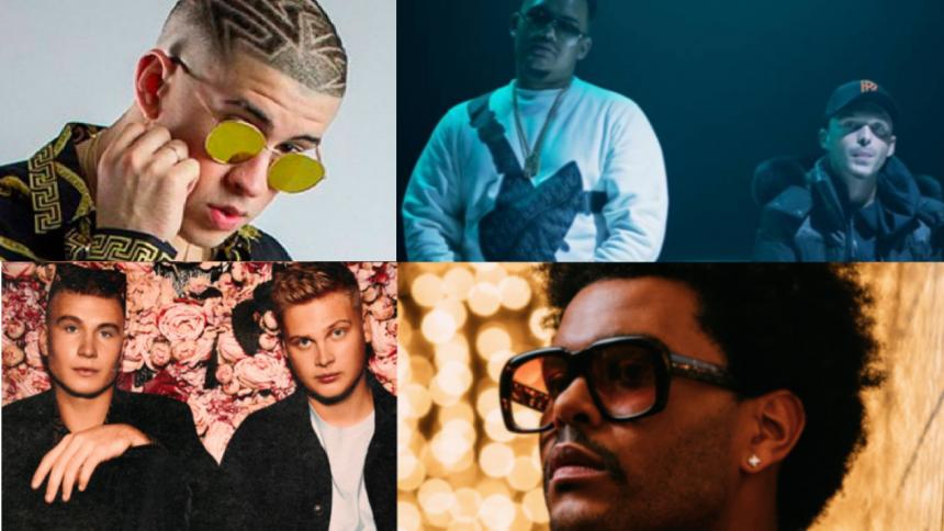 Spotify afslører data: Rap har sat sig tungt på 2020