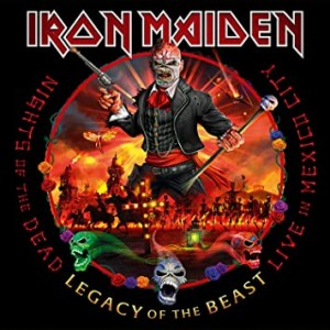 Iron Maiden: Night Of The Dead, Legacy Of The Beast: Live In Mexico City