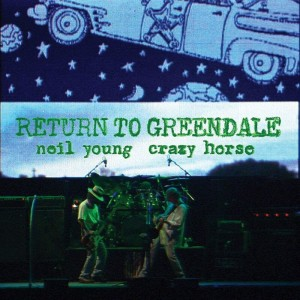 Neil Young: Return to Greendale de Luxe edition (2 lp, 2 cd, BluRay, dvd)